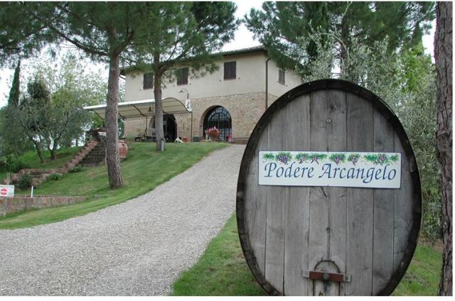 Poderi Arcangelo, Tuscany Wedding Venue
