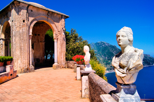 Ravello, Amalfi Coast, Italy - Destination Wedding