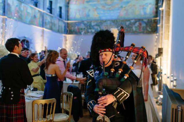 Destination Wedding Edinburgh, Scotland - Duke Studios - Mansfield Traquiar