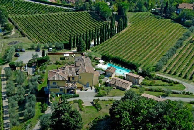 Agriturismo Guardastelle, Destination Wedding Venue (Villa), Tuscany, Italy