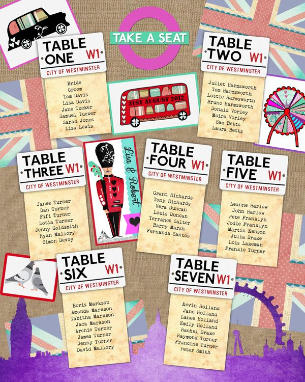 London Town Table Plan_Visit inthetreehouse.co.uk
