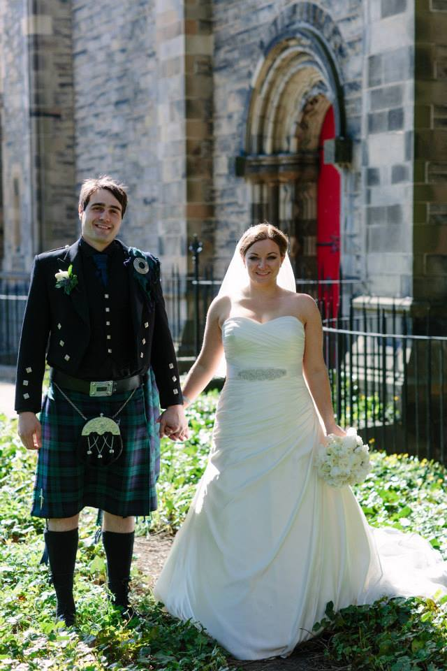 Destination Wedding Edinburgh, Scotland - Duke Studios - St Mary's Cathedral