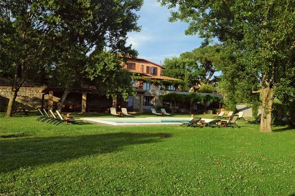 Fattoria di Corsignano, Tuscany Destination Wedding Venue