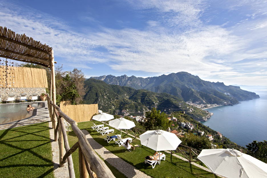 Garden Ravello Hotel And Restaurant Wanderlust Weddings