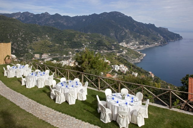 Garden Ravello Hotel and Restaurant, Amalfi Coast, Italy - Destination Wedding