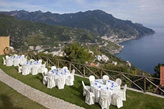 Garden Ravello Hotel and Restaurant, Amalfi Coast, Italy - Destination Wedding