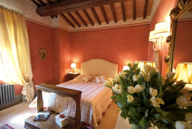 Agriturismo Guardastelle, Teresa Bedroom, Destination Wedding Venue (Villa), Tuscany, Italy