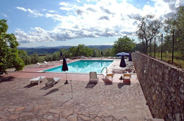 Villa Catignano, Chianti Classico, Tuscany, Italy - Destination Weddingtaking advantage of the fantastic facilities available.