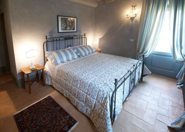 Agriturismo Guardastelle, Virgo Bedroom, Destination Wedding Venue (Villa), Tuscany, Italy