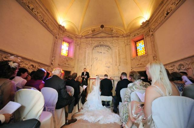 Villa Catignano, Chianti Classico, Tuscany, Italy - Destination Wedding