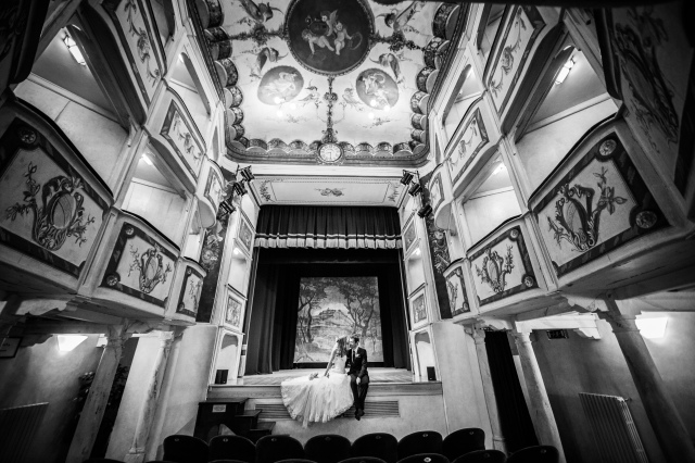 Destination Wedding_Teatro della Concorida_Umbria_Photographer: Cristiano Ostinelli