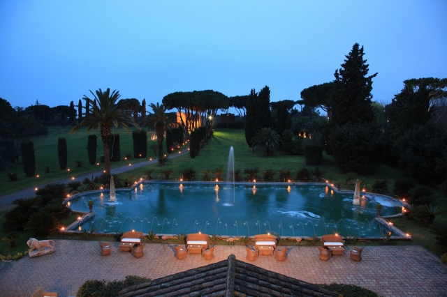 Villa Dino_Destination Wedding Venue_Rome_Italy
